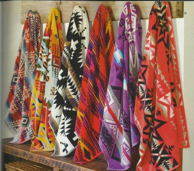 Pendleton Patterned Beach Towels