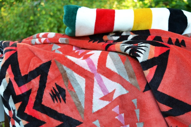 Personify Shop's Pendleton Towels
