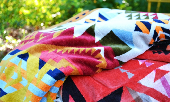 Personify Shop's Pendleton Towels Journey West