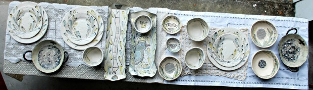 Personify Shop's selection of Amanda Blair Dexheimer's Pottery