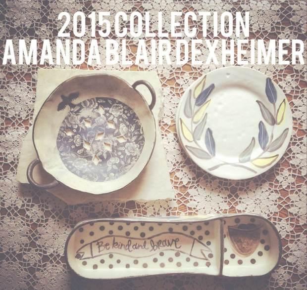 Amanda Blair Dexheimer Pottery