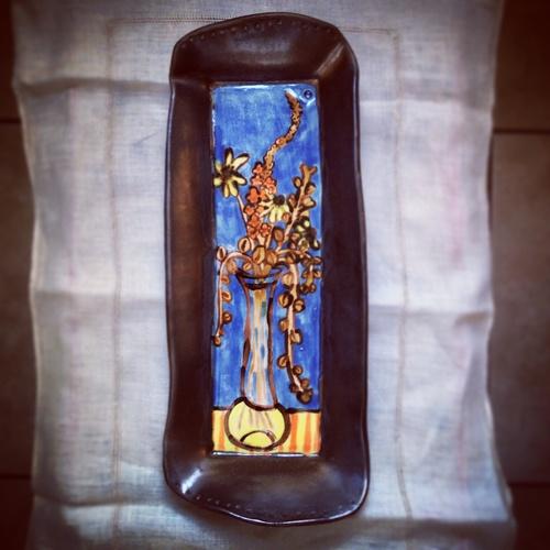Amanda Blair Dexheimer Fine Art Still Life Platter