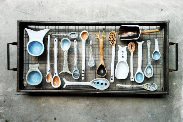 Amanda Blair Dexheimer Recliner Series: Spoons