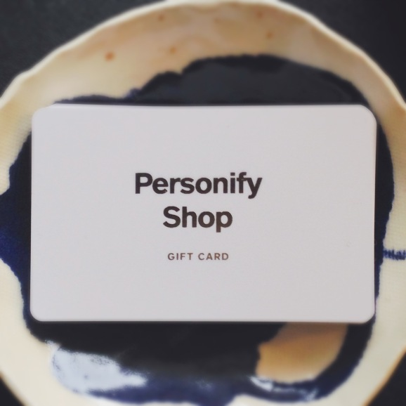 Personify Shop Gift Cards