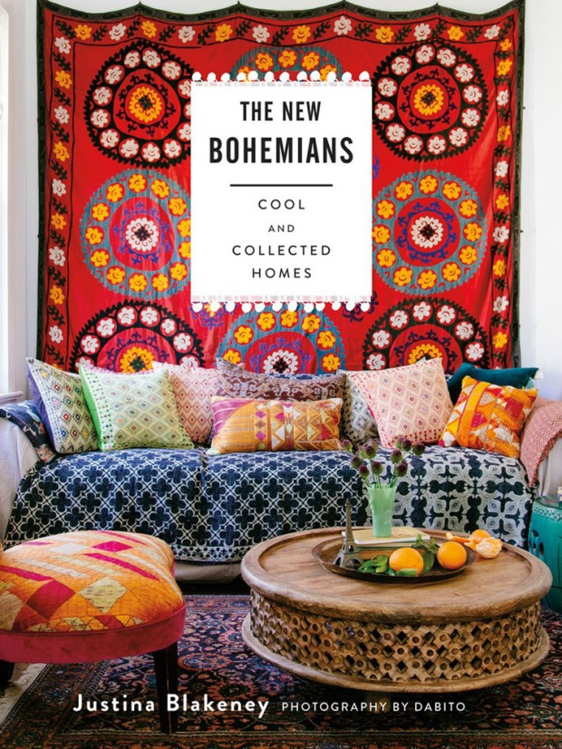 justina blakeney the new bohemians book at personify shop