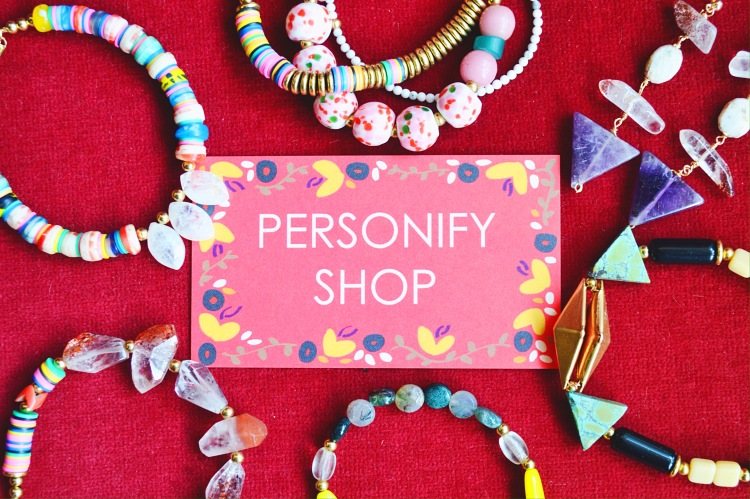 Etymology Jewelry at Personify Shop