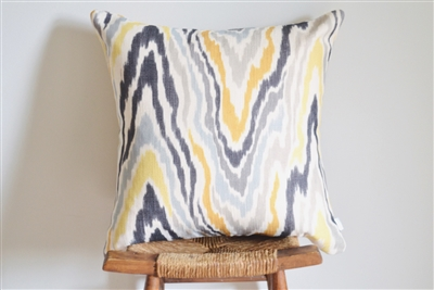 Personify Shop Ikat Pillows