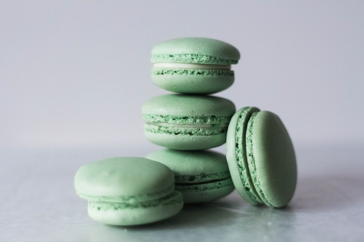 Macarons styled and photgraphed by Abbitt Collective