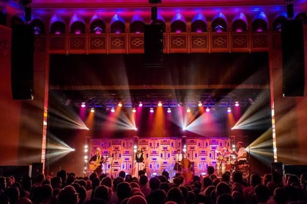 Lake Street Dive Atlanta Buckhead Theater