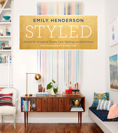 Styled by Emily Henderon